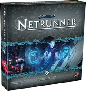 Netrunner cover