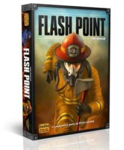 cover FLASH POINT