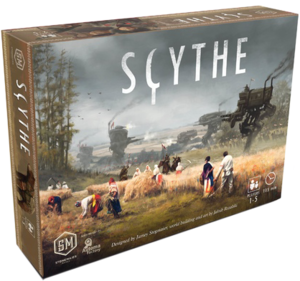 scythe cover