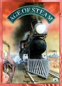 Age of Steam cover