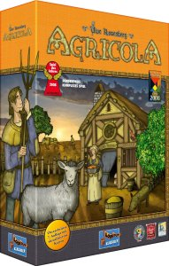 agricola cover