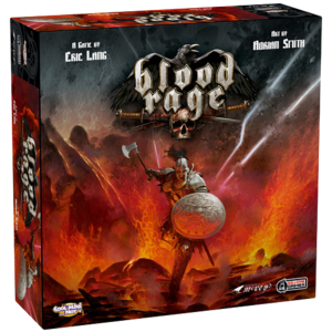 Blood Rage Cover