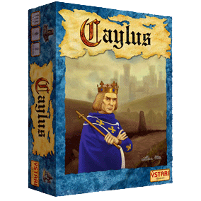 Caylus cover