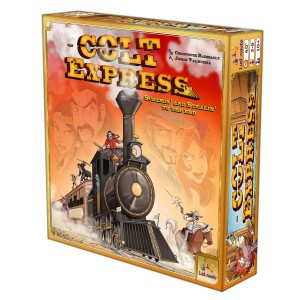 colt express cover