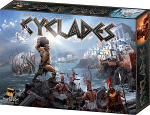 cyclades cover