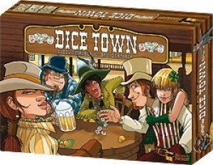 Dice Town Cover