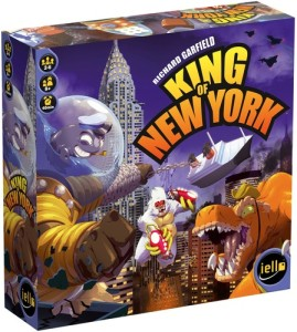 King of NY cover