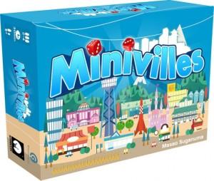 Minivllles cover