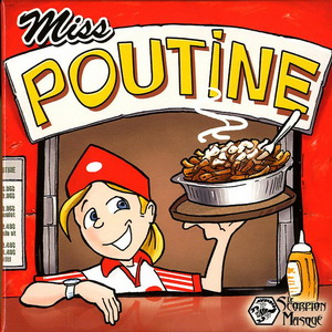 Miss Poutine Cover