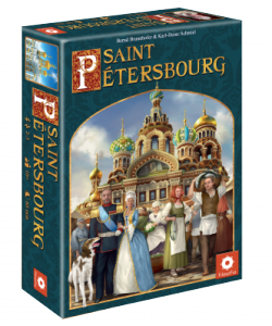 saint petersbourg cover