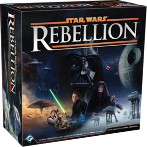 Starwars Rebellion Cover