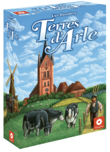 Terres d'Arle cover